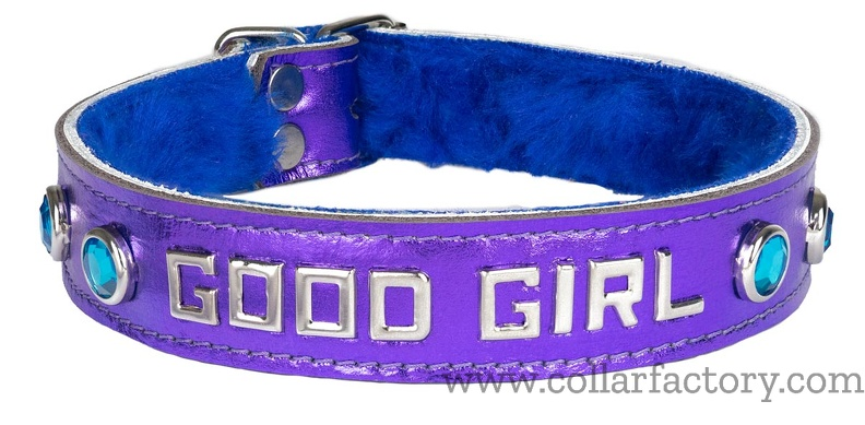 Metallic Purple - Good Girl
