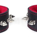 cuffs with spikes