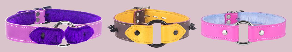 Stylish O-Ring Collar